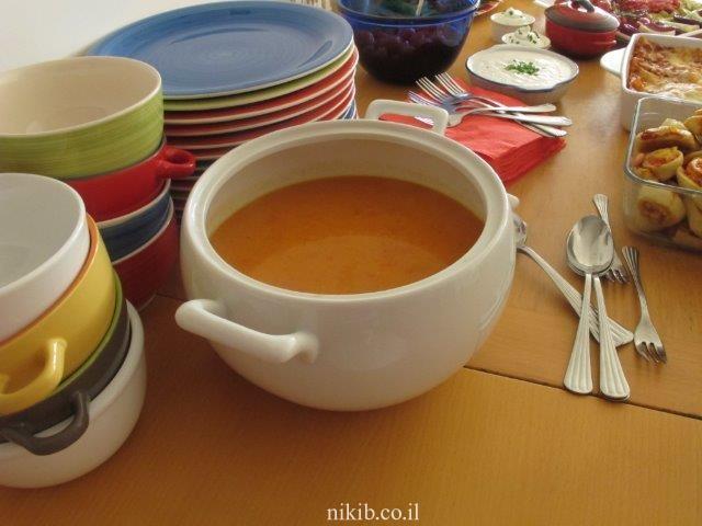 סודות האירוח לארוחה חלבית מושלמת
