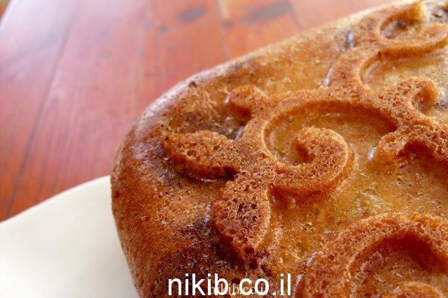 עוגת חלבה שיש פרווה