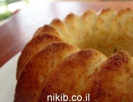 עוגת חלבה