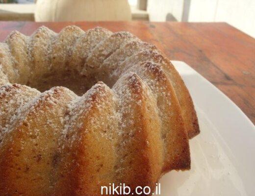 עוגת חלבה בחושה