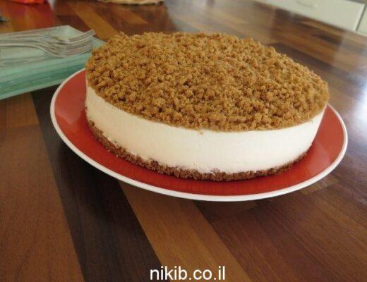 עוגת מוס דבש