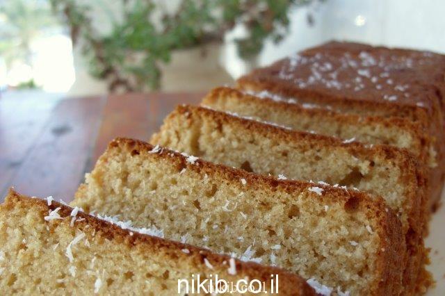 עוגת ריבת חלב פרווה