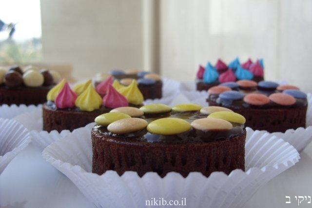 מאפינס שוקולד קלים להכנה