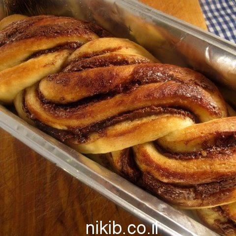 עוגת שמרים קראנץ