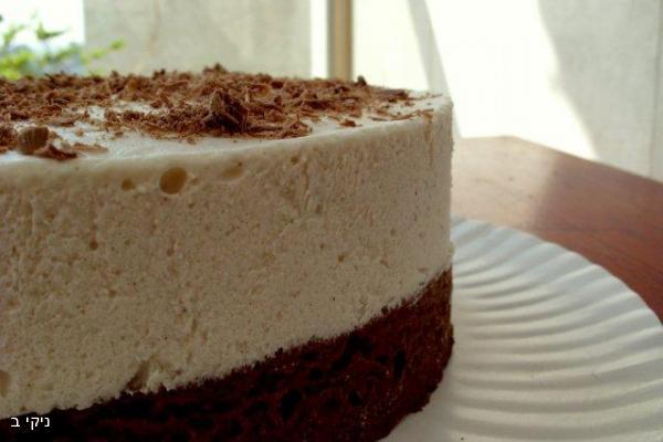עוגת מוס קינמון