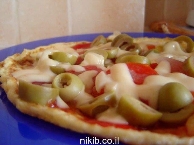 חביתת פיצה