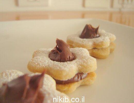 עוגיות קינמון וריבה
