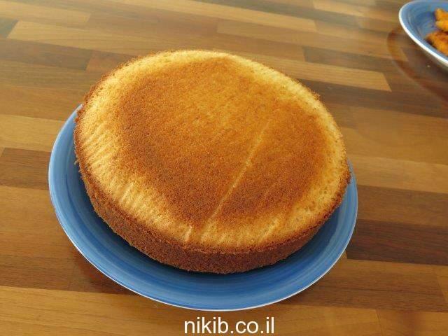 עוגת תפוזים וקוקוס