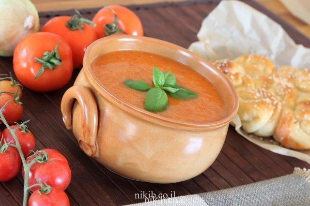 מרק עגבניות מושלם