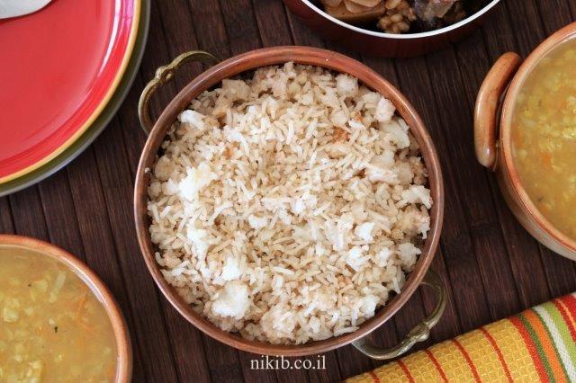 אורז לחמין בקוקי
