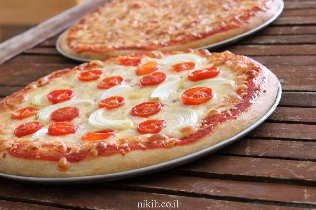 פיצה מתכון מעולה!