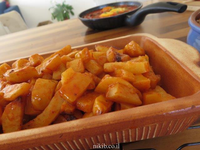 תפוחי אדמה בקוקי