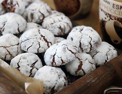 עוגיות מושלגות פרווה