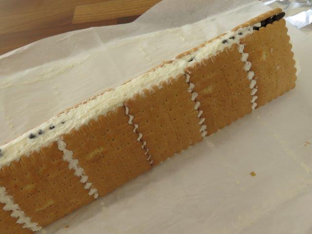 עוגת פירמידה