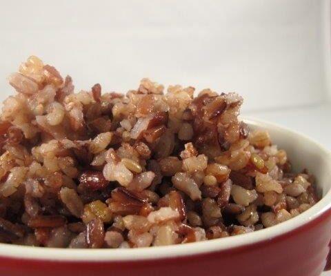 אורז פרא מתכון