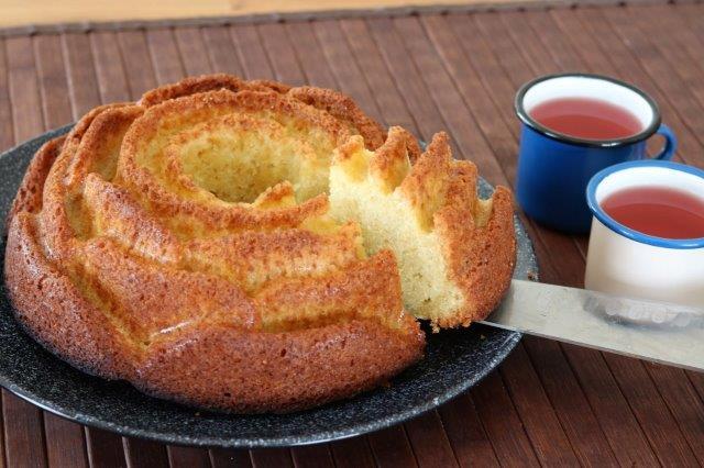 עוגת תפוזים רכה ונהדרת