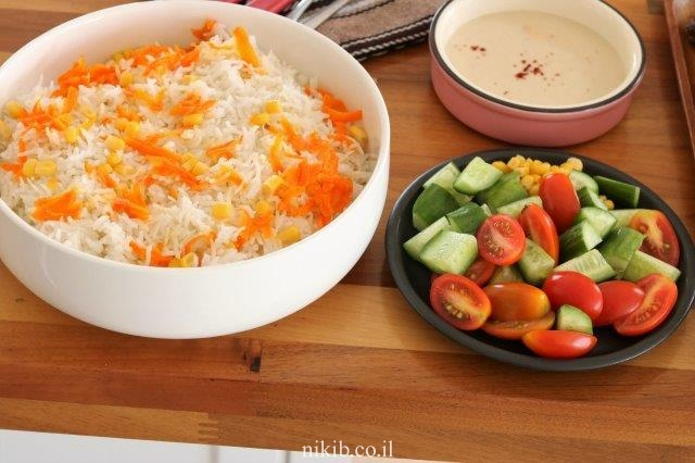 אורז במיקרו