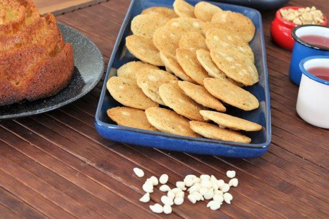 עוגיות שוקולד צ'יפס ואגוזים