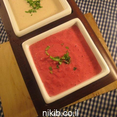 טחינה אדומה