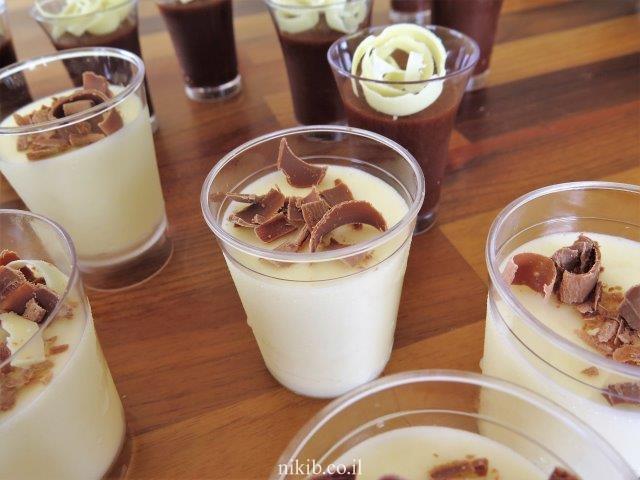 בוואריה קינוחי כוסות פסח