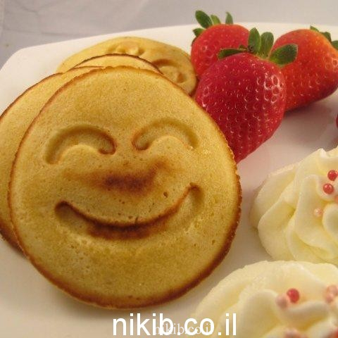 פנקייק עם חיוך