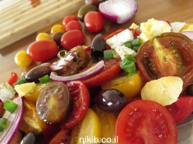סלט העגבניות הכי טוב בארץ