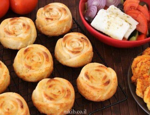 מאפינס גבינות קל הכנה
