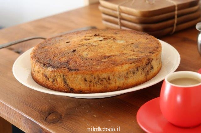 עוגת שיש רכה מעולה