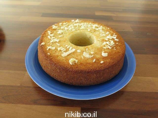 עוגת קוקוס מעולה