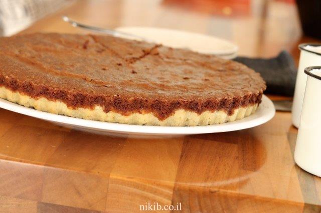 פאי שוקולד בקלי קלות
