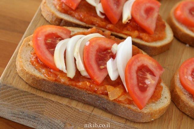 עראייס בלחם עסיסי וטעים