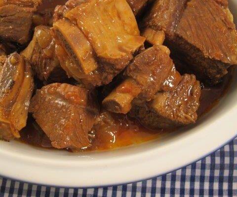 אסאדו קדרת בשר מעולה!