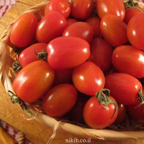 ממרח עגבניות עם אגוזים