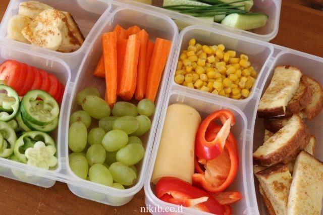 ארוחות עשר לבית הספר