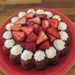 עוגת וניל לפסח