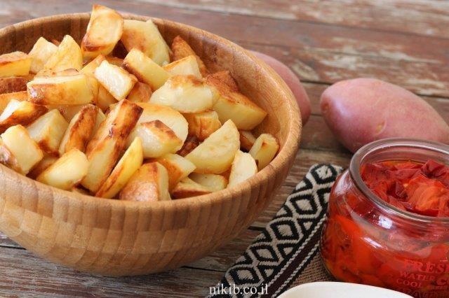 תפוחי אדמה אפויים מעולים