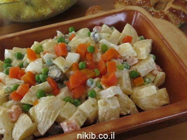 סלט תפוחי אדמה