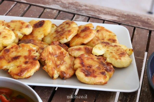 לביבות תפוחי אדמה קלאסיות