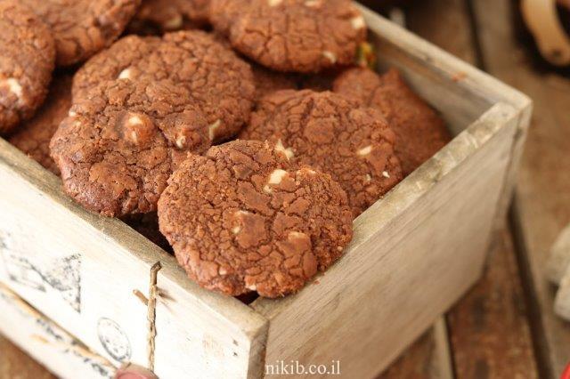 עוגיות שוקולד פרווה