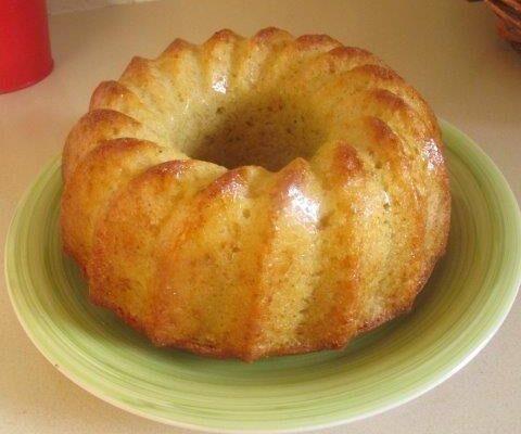 עוגת סולת פרווה