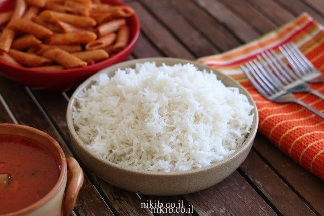 אורז בסמטי מתכון