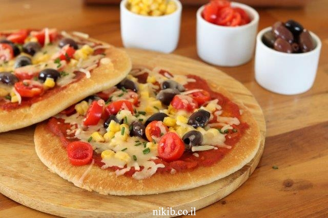 פיצה במחבת