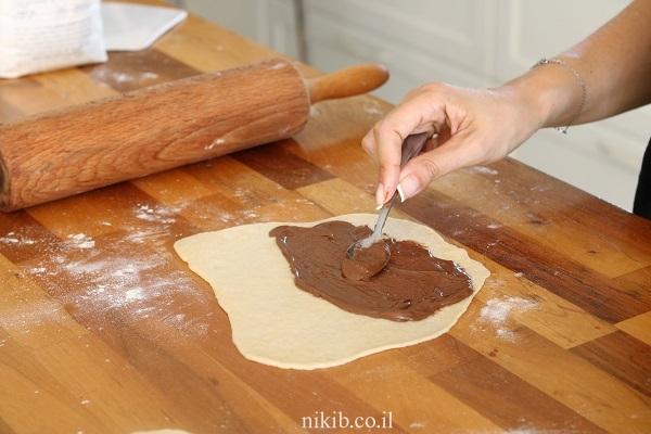 חטיפי שוקולד