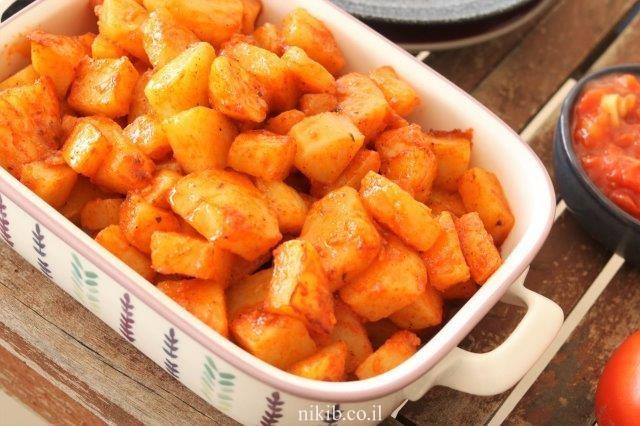 תפוחי אדמה מהירים