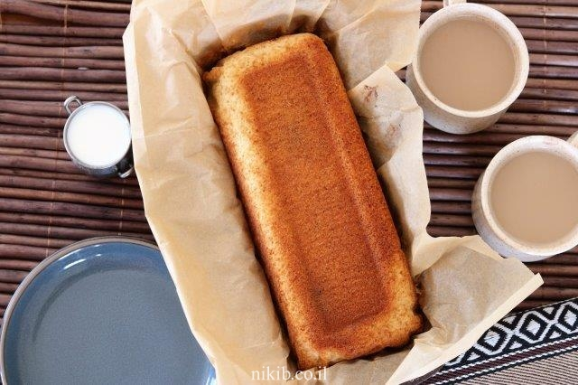 עוגת אינגליש קייק קלה