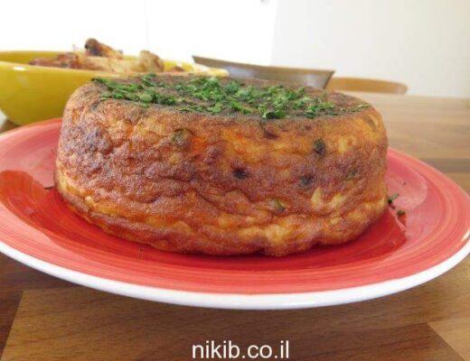 מעקודה פשטידת תפוחי אדמה