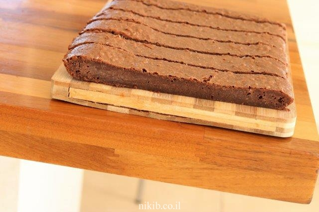 עוגת פאדג'