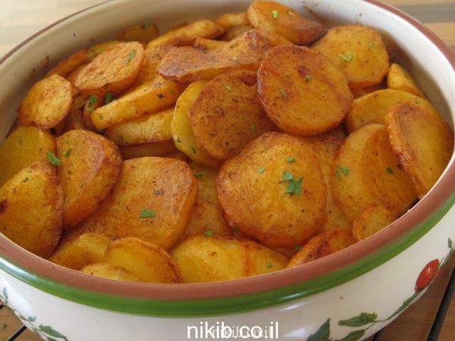 תפוחי אדמה שילדים אוהבים