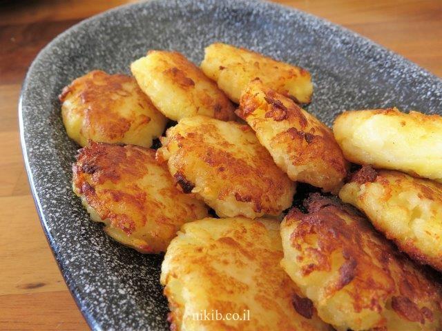 חטיף תפוחי אדמה קריספי