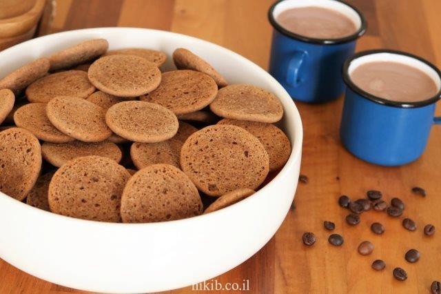 עוגיות קפה ממכרות!
